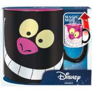 Disney Alice in Wonderland (Cheshire Cat) Heat Change Mug