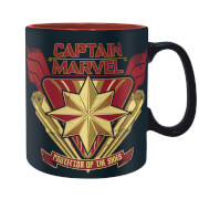 Marvel: Captain Marvel Mug