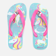 3c07ea57bee2 Havaianas Kid s Fantasy Flip Flops - Ice Blue Shocking Pink - EU 23-24 UK