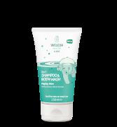 Weleda Kids' 2-in-1 Mighty Mint Shampoo and Body Wash 150ml фото