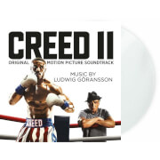 Ludwig Goransson - Creed II [LP] (LIMITED WHITE 180 Gram Audiophile Vinyl, PVC sleeve, mini-poster, sticker sleeve, numbered to 500)