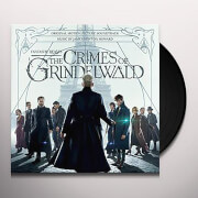 WaterTower Music - James Newton Howard - Fantastic Beasts: The Crimes Of Grindelwald (Soundtrack) [LP] (gatefold)