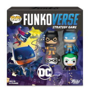 Jeu Funkoverse DC Comics - Jeu De Base - Contenu Anglais