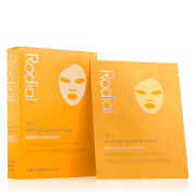 Rodial Vitamin C Cellulose Sheet Mask (4 Pack) фото