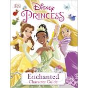 Disney Princess Enchanted Character Guide (Hardback)
