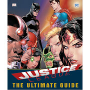 Justice League -The Ultimate Guide - DC Comics (tapa dura)