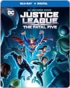 Justice League: Fatal Five -  Steelbook