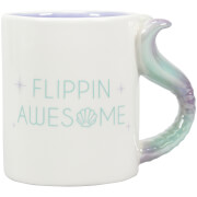 Disney Shaped Mug - Flippin Awesome