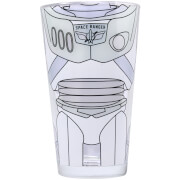 Toy Story Buzz Lightyear Colour Change Glass