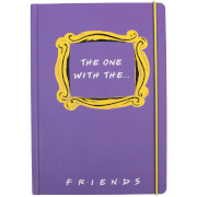Friends Notebook - The One With The