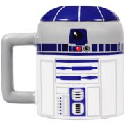 Star Wars Shaped Mug - R2D2