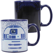 Star Wars Heat Changing Mug – R2D2
