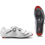 Northwave Storm Carbon Road Shoes - White - EU 43