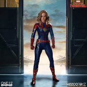 Click to view product details and reviews for Mezco One12 Collective Marvel Action Figure Captain Marvel.
