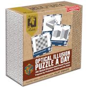 Image of Rubik Optical Illusion A Day Deskblock