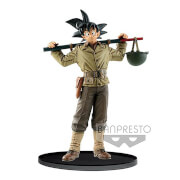Banpresto Dragon Ball Z Goku Banpresto World Colosseum 2 Vol.4 Statue
