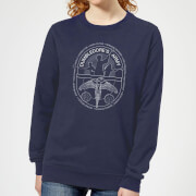 Harry Potter Dumblerdore's Army Women's Sweatshirt - Navy