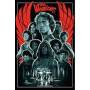 The Warriors '40th Anniversary' Screenprint