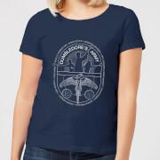 Harry Potter Dumblerdore's Army Women's T-Shirt - Navy