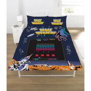 Space Invaders Coin-Op Duvet Set