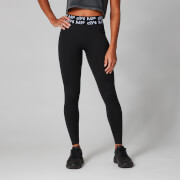 Myprotein Core Curve Leggings - Black