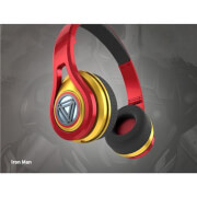SMS Audio Marvel Avengers Headphones, Collector's Edition - Iron Man