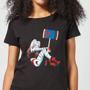 Batman Harley Quinn Women's T-Shirt - Black