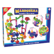 Marbureka Bumper 105 Piece Marble Run