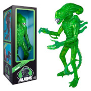 Super7 Alien 18 Inch Blood Acid Green Xenomorph Figure