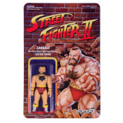 Super7 Street Fighter Zangief ReAction Figure
