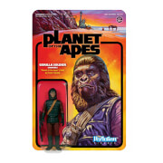 Super7 Planet of the Apes Wave 2 Ape Soldier 1 (Hunter) ReAction Figure