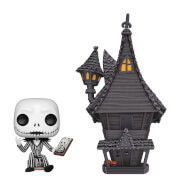 Disney Nightmare Before Christmas - Jack Skellingtons Haus Pop! Town Figur