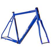 Kinesis 4S Disc Frameset - 60cm - Blue