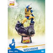 Beast Kingdom Marvel Comics D-Stage PVC Diorama X-Men Wolverine 15 cm