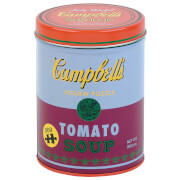 Andy Warhol Soup Can Red Violet 300 Piece Puzzle
