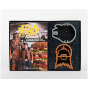 Image of The Star Wars Cookbook: Han Sandwiches and Other Galactic Snacks