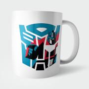 Transformers Autobot Decepticon Mug Mug