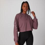Krótka Bluza Icon - Różowa