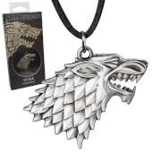 Game of Thrones Stark Sigil Pendant Costume Replica