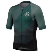54 Degree Strato Jersey - Pine Green - XS - Green