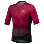 54 Degree Strato Jersey - Burnt Red - L - Red