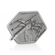 Royal Selangor Star Wars X-Wing Pewter Token