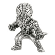 Royal Selangor Marvel Spider-Man Pewter Miniature Figurine 5cm