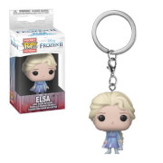 Disney Frozen 2 Elsa Pocket Pop! Keychain