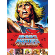 Dark Horse Masters of the Universe Art of He-Man and the Masters of the Universe Hardcover Book