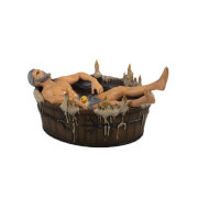 Dark Horse The Witcher 3 Wild Hunt Geralt in the Bath Statue