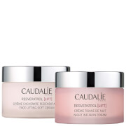Caudalie Anti-Ageing Day and Night Firming Duo 50ml (Worth £84.00)