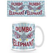 Dumbo Movie (The Flying Elephant) Coffee Mug