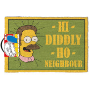 The Simpsons (Hi Diddly Ho Neighbour) Doormat