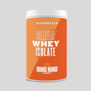 Clear Whey Isolate - 20servings - Orange Mangue